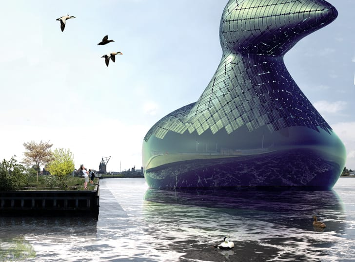 Energy Infrastructure Innovation: The Land Art Generator Initiative Public Lecture