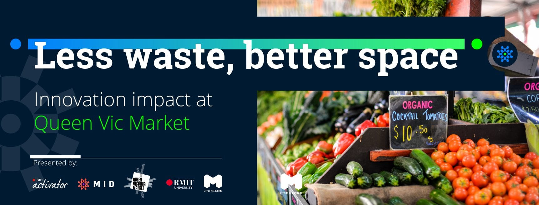 Innovation Impact Hackathon – Less waste, better space