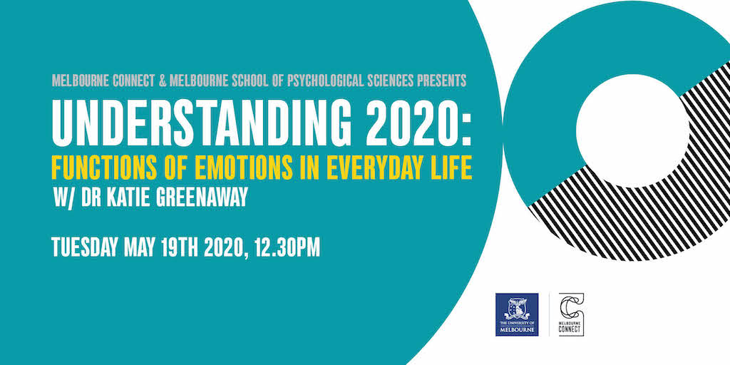 Understanding 2020: Functions of Emotions in Everyday Life